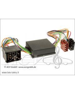 Radioadapterijohto BMW E36, E46,E39 (BMW soundsystem )