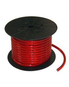 AIV 50mm2 punainen OFC kuparikaapeli