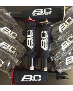 BC Racing iskunvaimentimen suojapussi 300mm