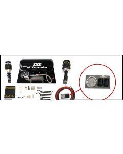 D2 Ilmajousitus sarja Benz W204 C200 07-