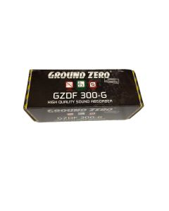 Ground Zero GZDF 300-GOLD polyuretaani-vaimennusmatto 1,5m²