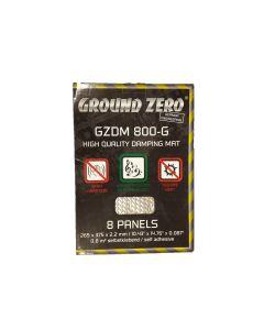 Ground Zero GZDM 800-GOLD 2,2mm butyylikumi valmisteinen vaimennusmatto