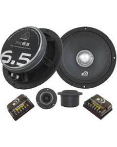 Massive Audio PK6S erillissarja