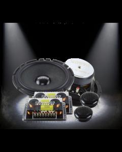 """Sundown Audio SA-6.5CS v.2 6.5"""" erillissarja"""