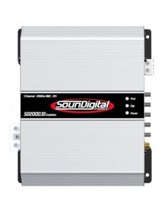 Soundigital SD2000.1D 1Ohm EVO2