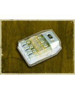 Stinger sulakepesä 2xMIDI (2x50mm²->4x22/8mm²)