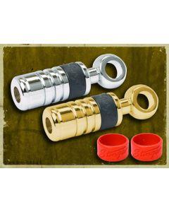 Stinger rengasliitin 8mm (8mm²) KULTA