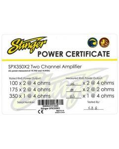 Stinger SPX700 X4