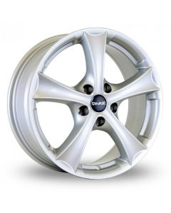 Dare Wheels T888 17x7.0 4x100/40 Silver