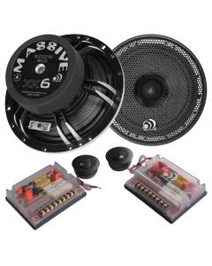 Massive Audio ZK6 erillissarja
